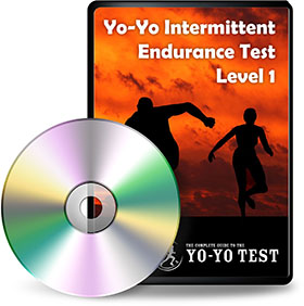 buy the yo-yo test  intermittent recovery level 1 mp3 audio file