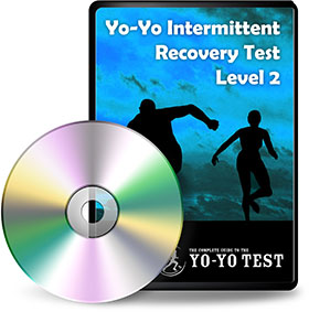 buy the yo-yo test intermittent recovery level 2 mp3 audio file