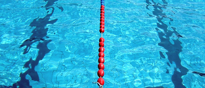 swimming pool lane